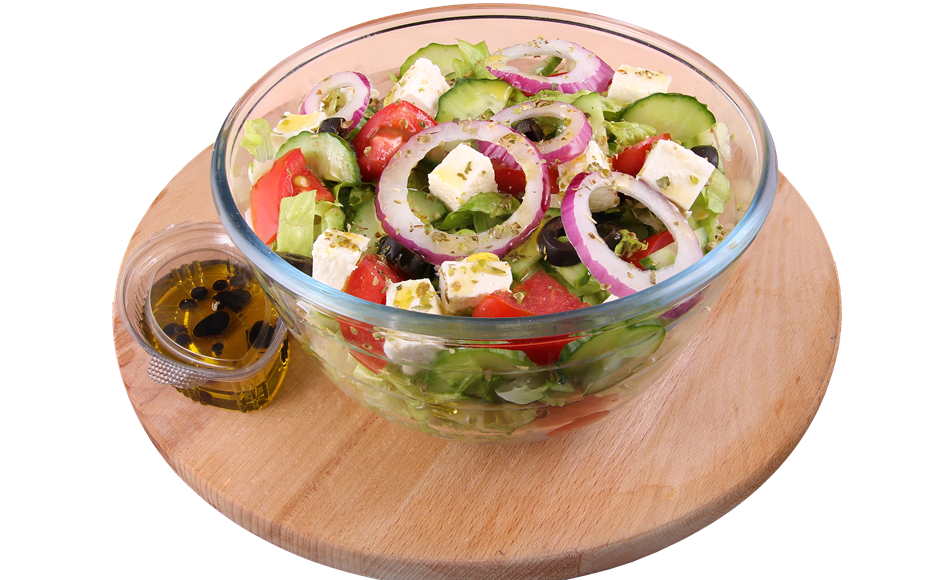 Гръцка Салата / Greek Salad
